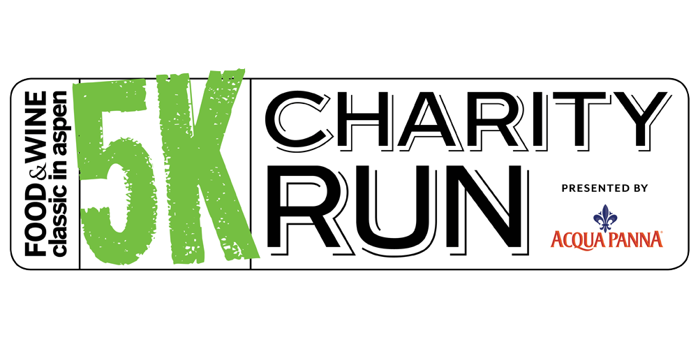 FOOD & WINE 5K Charity Run