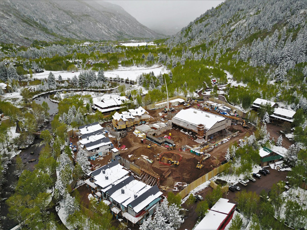 construction progress 5-30-16